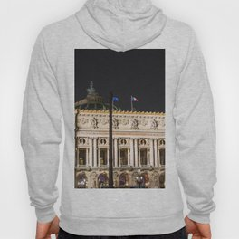 Paris, Opéra Garnier night Hoody