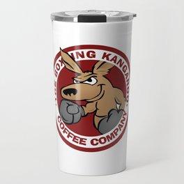 Boxing Kangaroo Coffee Company Travel Mug