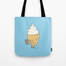 Everyone Poops (Blue) Tote Bag