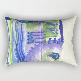 Doodler Rectangular Pillow
