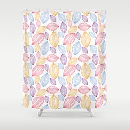 Free Flow Shower Curtain
