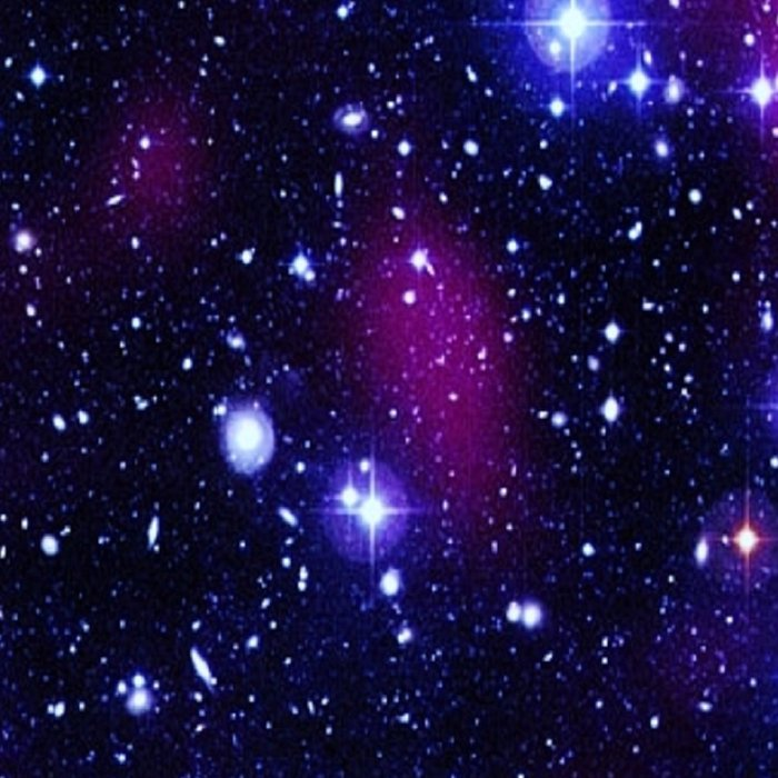 GalAxy Purple Blue Stars Leggings