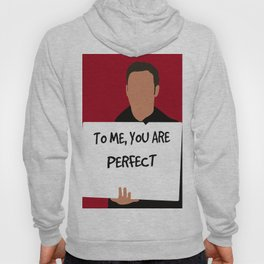 Mark Love Actually movie Hoody