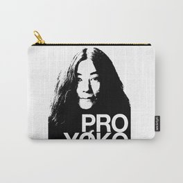 Pro Yoko Ono Carry-All Pouch