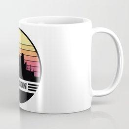 Tucson Skyline Coffee Mug
