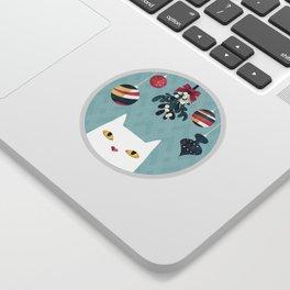 Mistletoe? Sticker