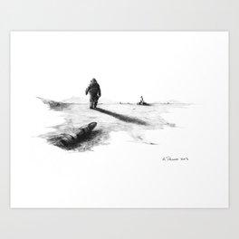 EOD Art Print