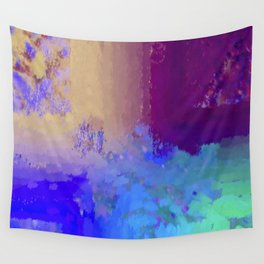 Crazy Matters Wall Tapestry