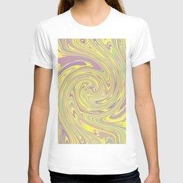 YELLOW FANCY T-shirt