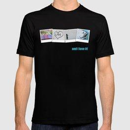 Life is ART T-shirt