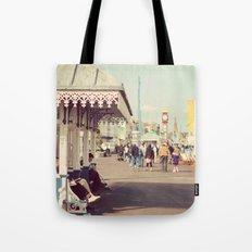 A summer walk Tote Bag