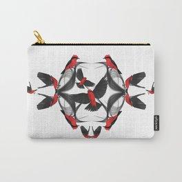 Vermilion Flycatcher Carry-All Pouch