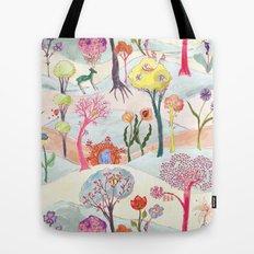 Garden Party - Print Tote Bag
