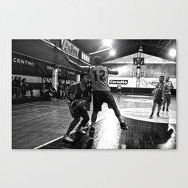 Chilean Basketball Canvas Print
