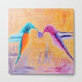 Lover | Amoureux Metal Print