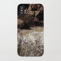 rush iPhone & iPod Cases featuring Rush by Theresa O'Neill