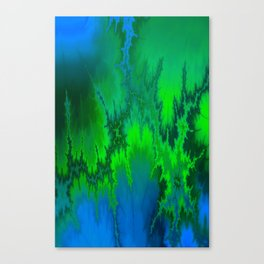 Dropped Out Canvas Print