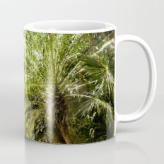 Tropical Palms Coffee Mug