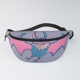 Bat Fly Fanny Pack