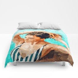 Simulacrum Comforters
