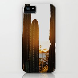 Pretty Fly for Some Cacti iPhone Case