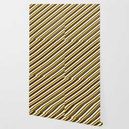 Team Colors...brown.gold,white and black Wallpaper