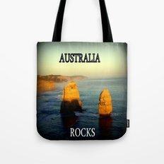 Australia Rocks Tote Bag