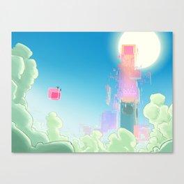 leveL - The Apex Tier Canvas Print