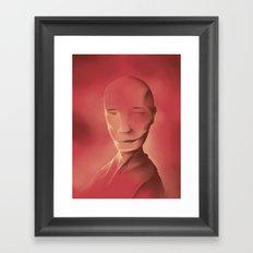 Peace of mind Framed Art Print