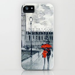 London city iPhone Case