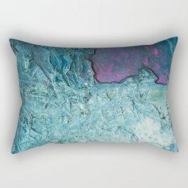 Crumbled Thought Rectangular Pillow