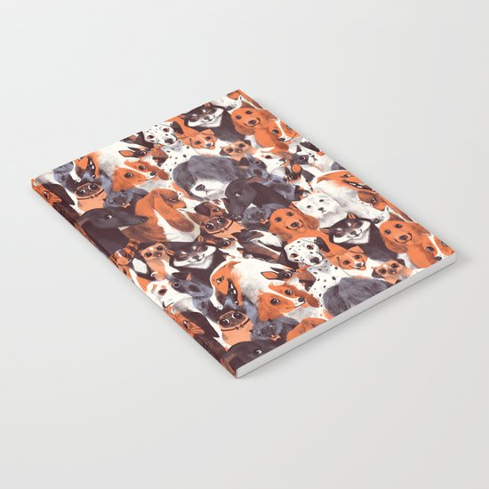 Pack of Dogs Notebook