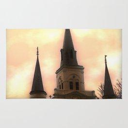 Saint Louis Cathedral Rug