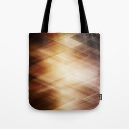 Amazing Abstract Triangular Galaxy - Visual Art V.5 Tote Bag