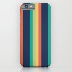 Happy Stripes iPhone 6s Slim Case