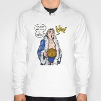 wwe Hoodies featuring Ric Flair, THE MAN! (WWE, WWF, WCW, NWA) by RandallTrang