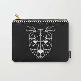 Totem Festival 2015 - White & Black Carry-All Pouch
