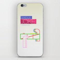 Paris (3 of 5) iPhone & iPod Skin