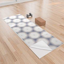 Sakura Hex by Friztin Yoga Towel