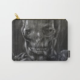 Death Smokes Carry-All Pouch