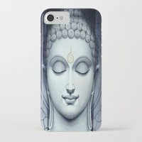 buddah iPhone & iPod Cases featuring BUDDAH by I Love Decor