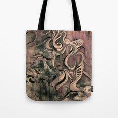 Tempest III (sandstorm) Tote Bag