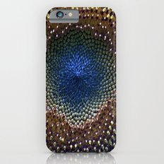 Sunflower center Slim Case iPhone 6s