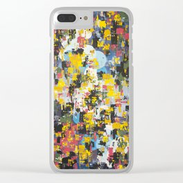 JFK Clear iPhone Case
