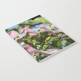 Pink dogwood 3 #spring #easter Notebook