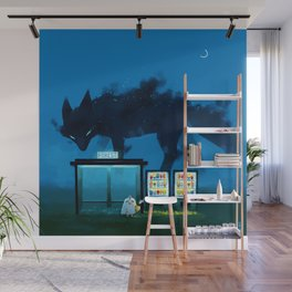Early hours Wall Mural