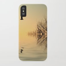 Dusk Flight 2 iPhone X Slim Case