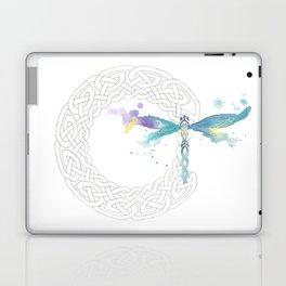 Celtic Knot Dragonfly Laptop & iPad Skin