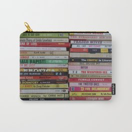 Late Night Reading Carry-All Pouch