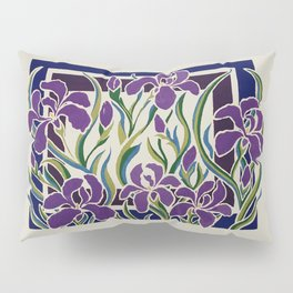 Irises Pillow Sham